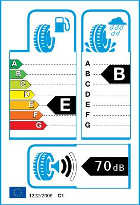 Hankook letne gume K435 Kinergy Eco2 165/70R14 81T