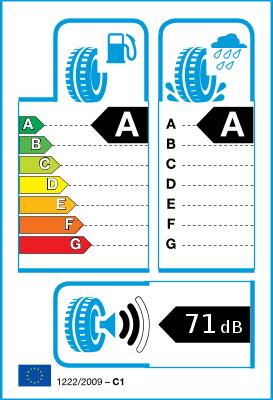 Continental letne gume EcoContact 6 205/60R16 92H