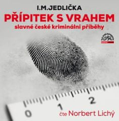 Jedlička J.M.: Přípitek s vrahem - MP3-CD