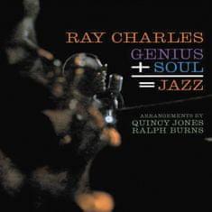 Charles Ray: Genius + Soul = Jazz - LP