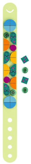 LEGO DOTS 41922 Zapestnica - nori kaktus