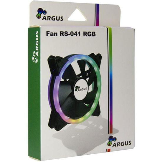 Inter-tech Argus RS-041 ventilator za ohišje, 120 mm, RGB