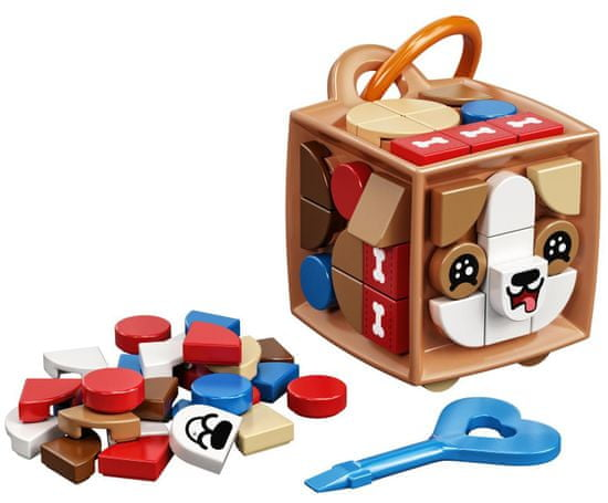 LEGO DOTS 41927 okrasna vrečka - pes