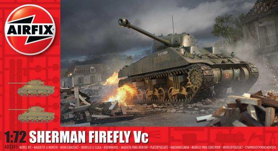 Airfix Sherman Firefly 1/72