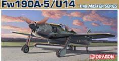 Dragon Model Kit letadlo 5569 - Fw190A-5/U-14 (1:48)
