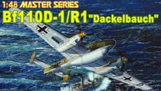 "Dragon Model Kit letadlo 5556 - Bf110-D1/R1 ""DACKELBAUCH"" (1:48)"