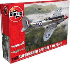 Airfix Classic Kit letadlo A06101A - Supermarine Spitfire F.Mk22/24 (1:48)