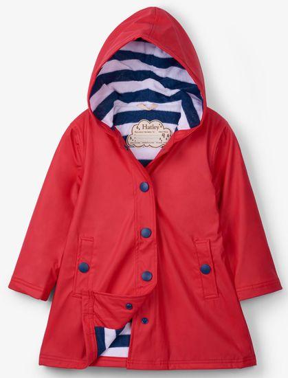 Hatley dievčenská nepremokavá bunda do dažďa RC8CGRD003