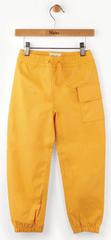 Hatley dětské nepromokavé kalhoty do deště RCPCBYL003 98 žlutá