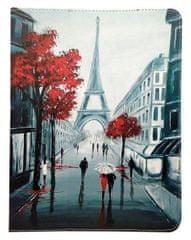 Forever Knížkové pouzdro (Fashion) Paris univerzální 7-8″ GSM098860