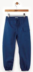 Hatley Wodoodporne spodnie dla dzieci RCPNAVY002 92 granatowe