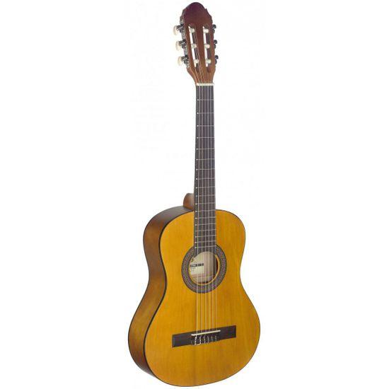 Stagg C410 M NAT, klasická kytara 1/2, přírodní