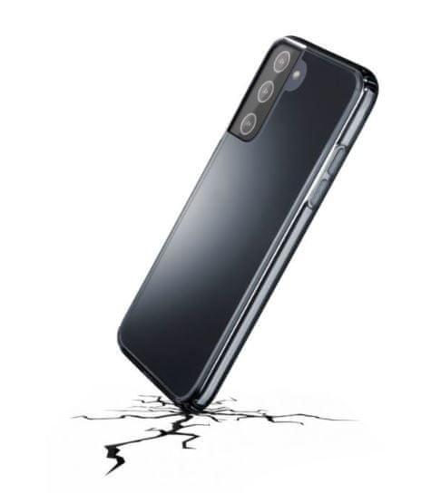 CellularLine Zadní kryt s rámečkem Clear Duo, Samsung Galaxy S21 Plus, transparentní CLEARDUOGALS21PLT