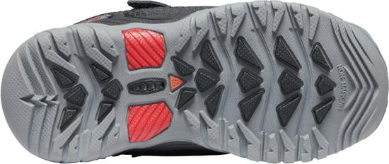 KEEN detská kožená treková obuv Targhee Low Wp 1024010