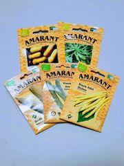 Amarant komplet eko semen, maj