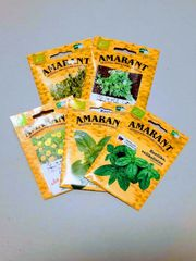 Amarant komplet eko semen, zelišča