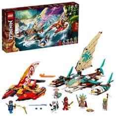 LEGO Ninjago 71748 Morska bitwa katamaranów