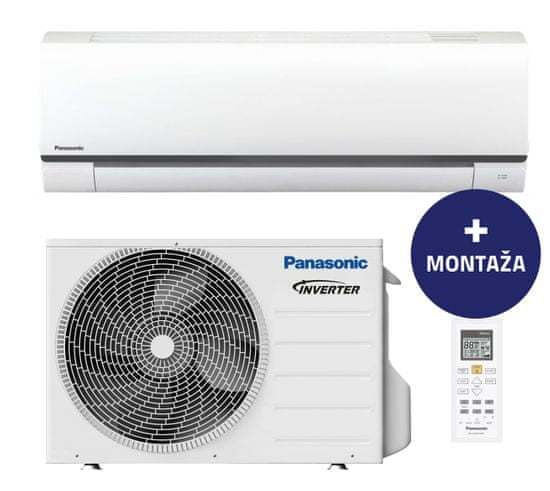 Panasonic CS/CU-FZ50WKE klimatska naprava + montaža