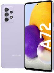 SAMSUNG Galaxy A72, 6GB/128GB, Lavender