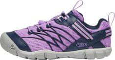 KEEN dívčí tenisky Chandler CNX 1025117/1025114 24 fialová