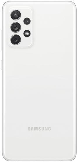 SAMSUNG Galaxy A72, 6GB/128GB, White