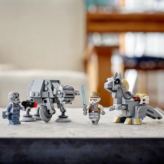 LEGO Star Wars™ 75298 Micro bojevnik AT-AT™ vs. tauntaun