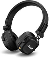 MARSHALL Major IV Bluetooth slušalke, črne