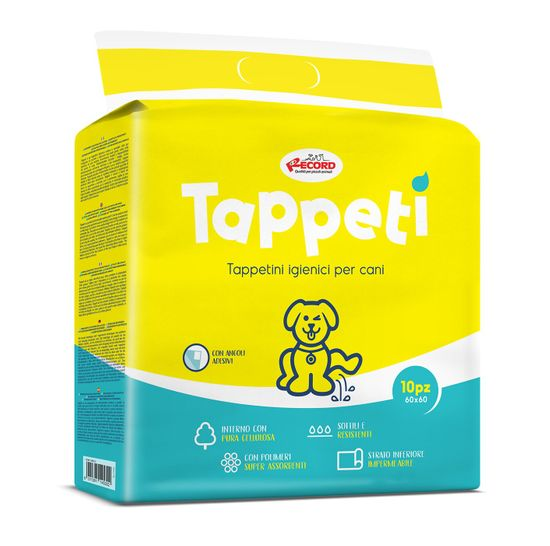 RECORD Tappeti higienska podloga, 10/1, 60 x 60 cm