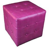 Dekko Tabure, rozasta, 38x38x38 cm