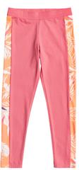 ROXY Lány leggings Freetogo Leggin ERGNP03079-NGF7, S, rózsaszín