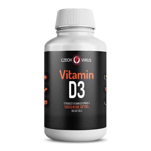 Czech Virus Vitamin D3