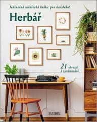 Herbář Jedinečná umělecká kniha pro každého!