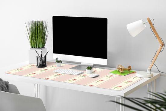 Kobercomat Veľká podložka na stôl pre deti ruže