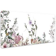Kobercomat Pracovní podložka s obrázkem pastel zahradní 100x50cm