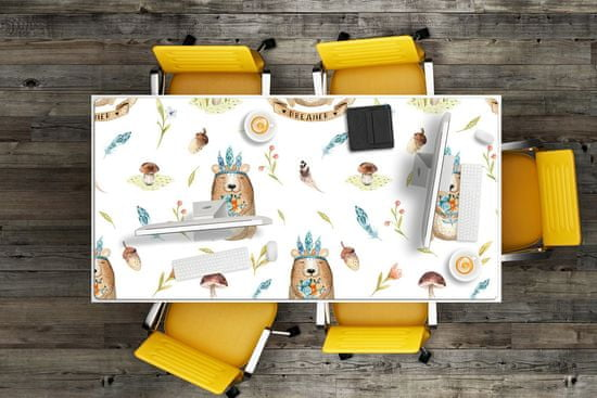 Kobercomat Veľká podložka na stôl indian Bear