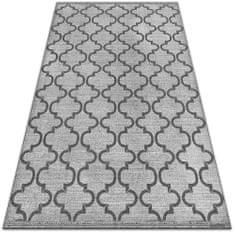 Kobercomat vinylový koberec Orientálna geometrický vzor 120x180cm