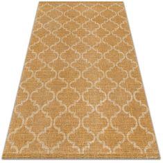 Kobercomat Vinylový koberec pre domácnosť marocký vzor 80x120cm
