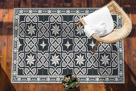 kobercomat.sk Vonkajší koberec na terasu ruže