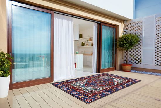 kobercomat.sk terasový koberec ľudovými ornamenty 150
