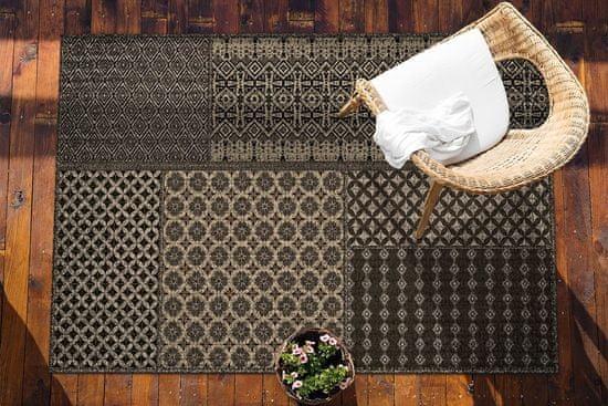 kobercomat.sk Vonkajší koberec na terasu Aztec vzor 150