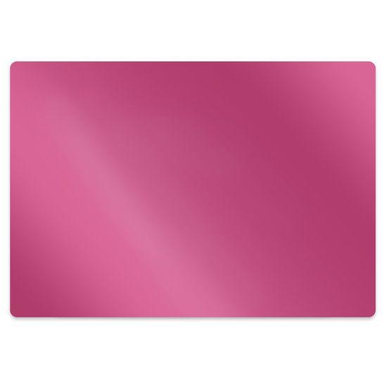 kobercomat.sk Podložka pod kolieskovú stoličku ružová farba