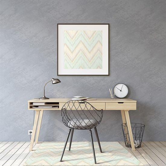 Kobercomat Podložka pod kolieskovú stoličku kľučkovanie