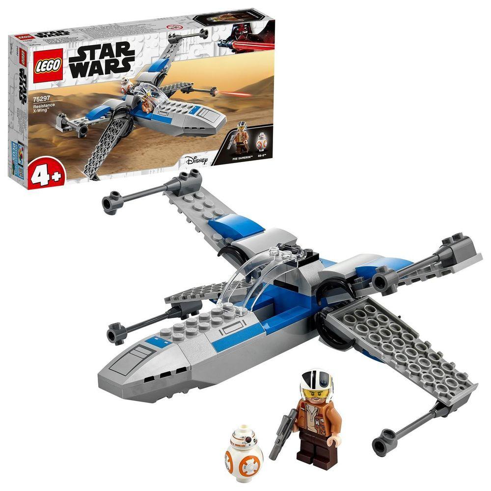 LEGO Star Wars™ 75297 Stíhačka X-wing™ Odboje