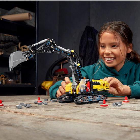 LEGO Technic 42121 Težki bager