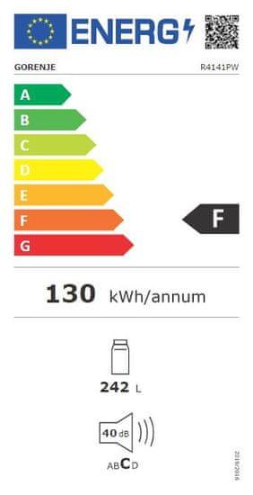 Gorenje R4141PW prostostoječi hladilnik
