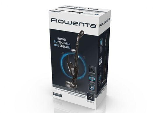 Rowenta RH6735WH Dual Force 2v1 pokončni sesalnik