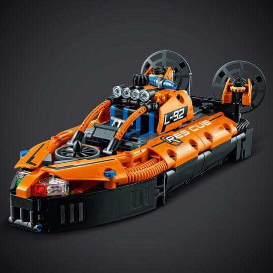 LEGO Technic 42120 Reševalna letala na zračni blazini