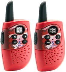 Cobra HM 230 R dětská vysílačka, červená