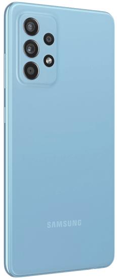 Samsung Galaxy A52 5G mobilni telefon, 6 GB/128 GB, moder