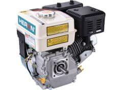 Heron Motor 4-takt, 163ccm, 5,5HP/4000ot.min, pal. nádrž 3,6l, výfuk, vzduch. filter, ruční startování